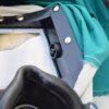 Sichtfenster der Strahlermaske RC 4