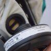 Partikelschraubfilter der Strahlermaske RC4