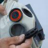 Ausatemventi der Strahlermaske RC4