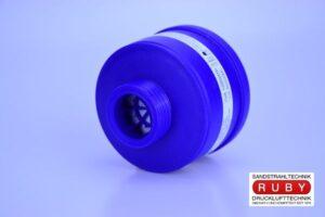 Filterschalldämpfer EOD55
