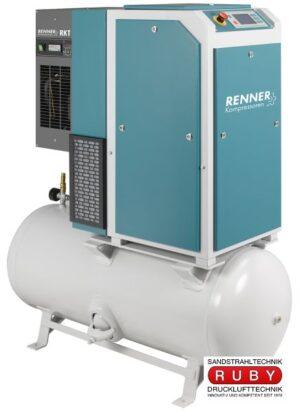 Renner Schraubenkompressor RSDKF-PRO geschlossen