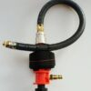 Helmluftheizung für Strahlermaske ACS951