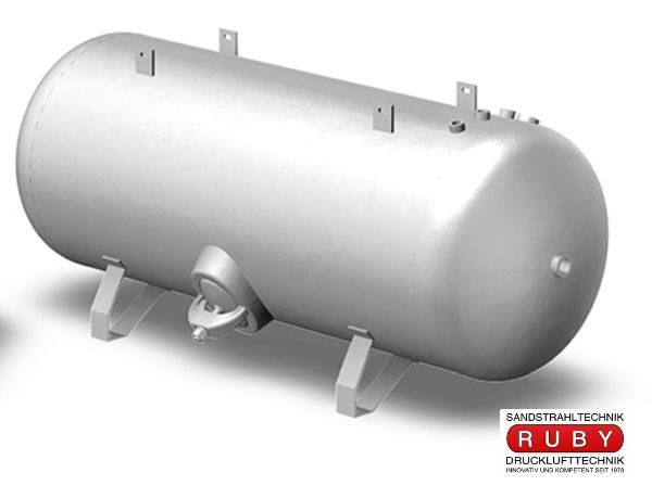 Drucklufttank 250 Liter 11bar liegend