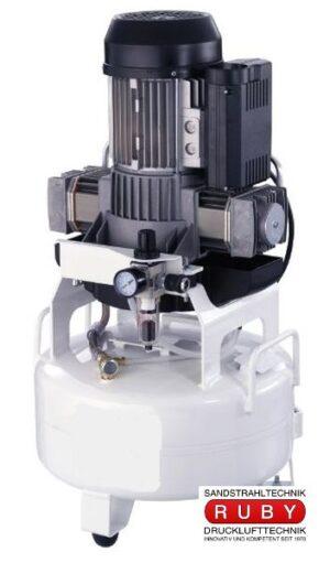 Ölfreie Kolben- und SCROLL Kompressoren